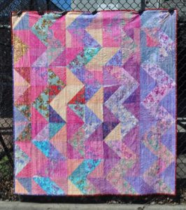 Recovering Lost Quilts