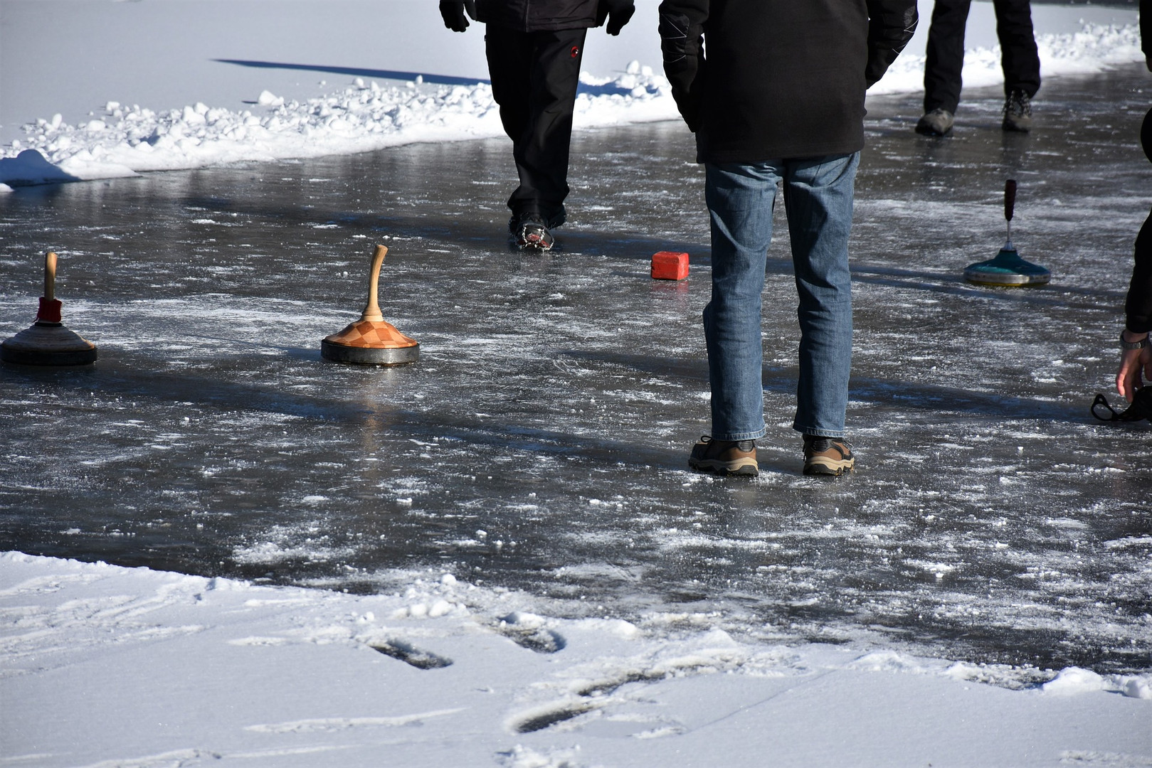 Ice Curling
