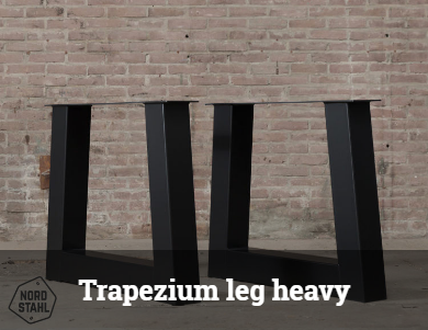 Trapezium leg heavy