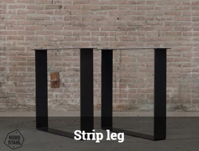 Strip leg