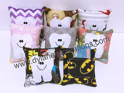 Tooth Fairy Pillow WITH name