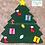 Thumbnail: Felt Christmas Tree & Snowman
