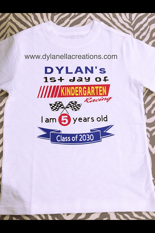 Personalized T-shirt/Onesies