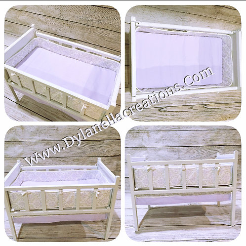Doll crib/bed Mattress