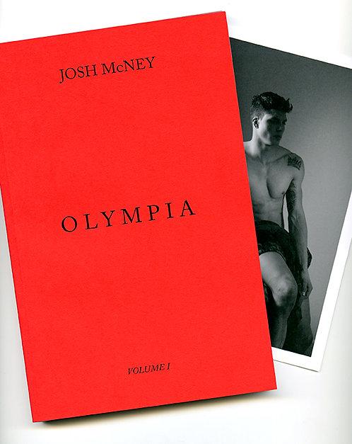 """Olympia, Volume I"" by Josh McNey"