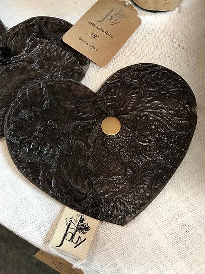 Heart-shaped Coin Purse