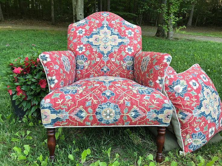 """Winslet"" Petite Armchair"