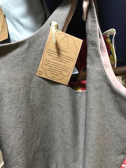 Linen Market Bags (Totes)