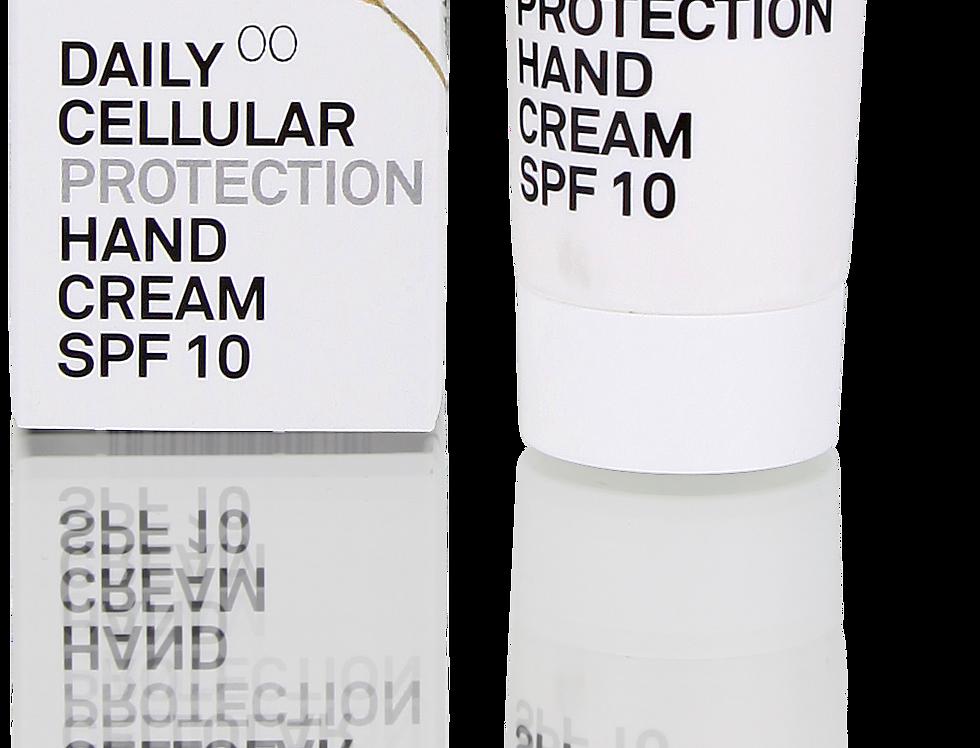 Feuchtigkeitsspendende Handcreme mit SPF10  50ml
