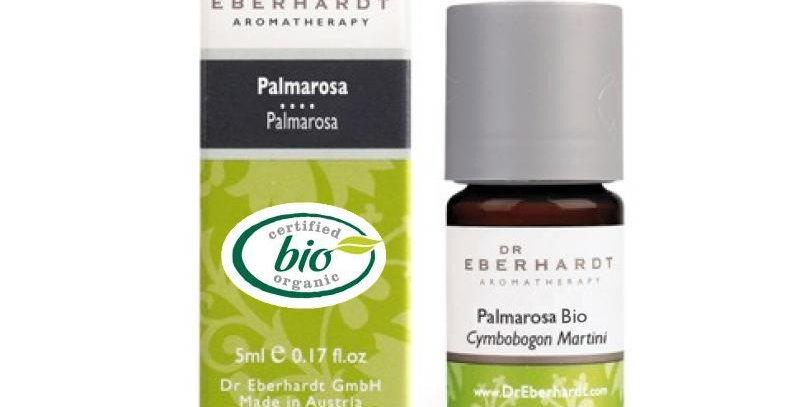 Palmarosa bio 5ml -100% rein ätherisches Öl