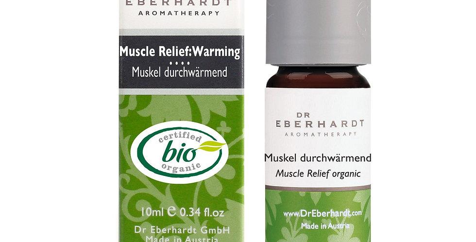 Muskel durchwärmend bio 10ml- 100% rein ätherisches Öl