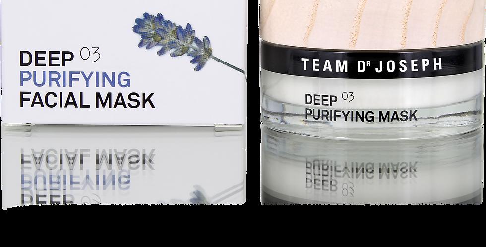 Klärende und reinigende Gesichtsmaske 50ml