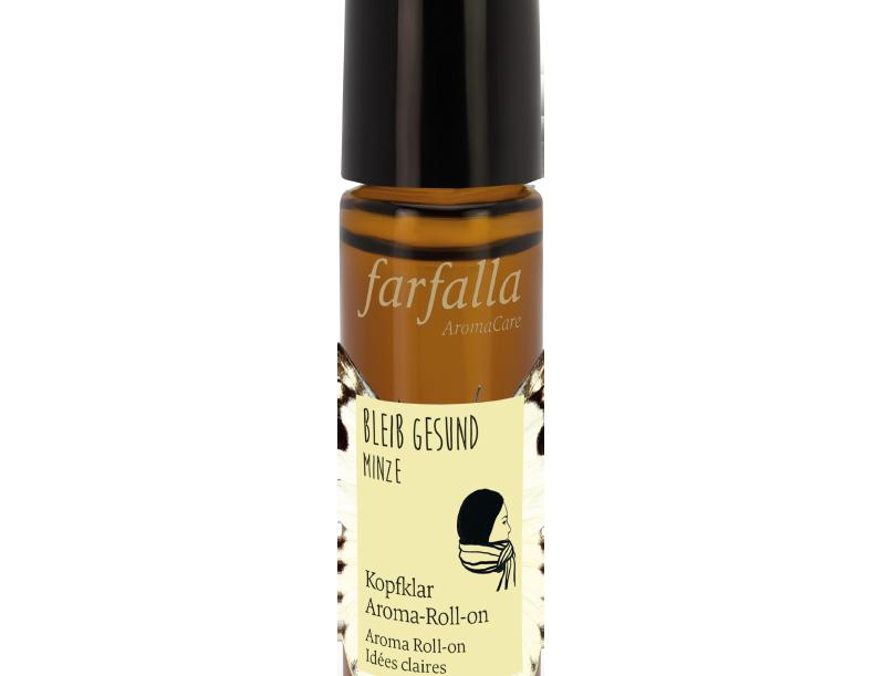 Bleib Gesund Minze Kopfklar Aroma-Roll-on 10ml