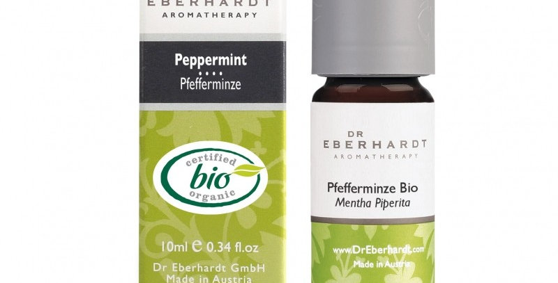 Pfefferminze mitcham bio 10ml -100% rein ätherisches Öl