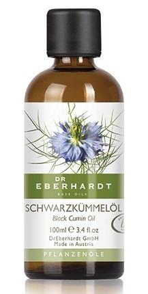 Schwarzkümmelöl/Dr. Eberhardt/5 Sinne Naturkosmetik