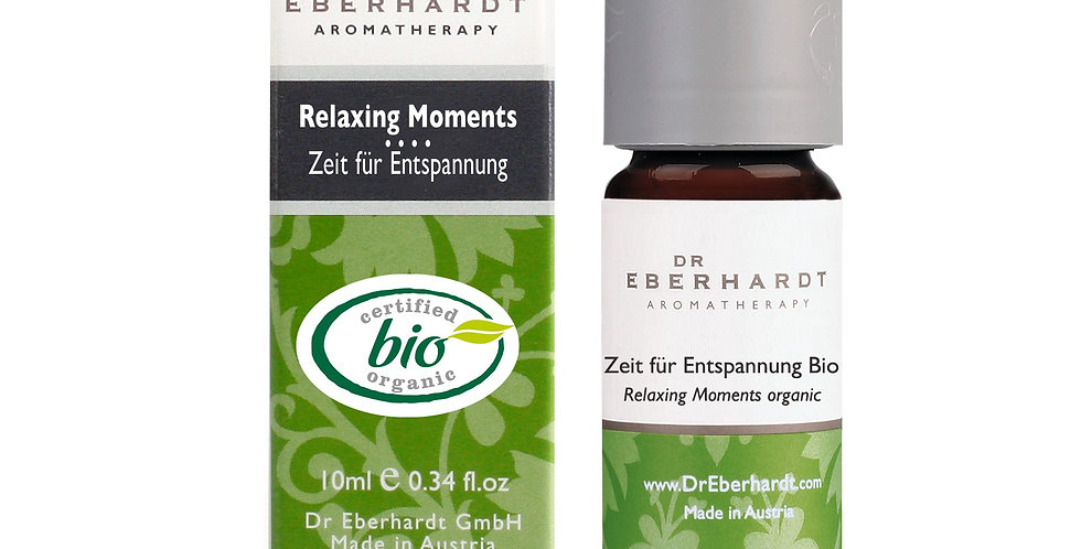 Zeit für Entspannung bio 10ml- 100% rein ätherisches Öl