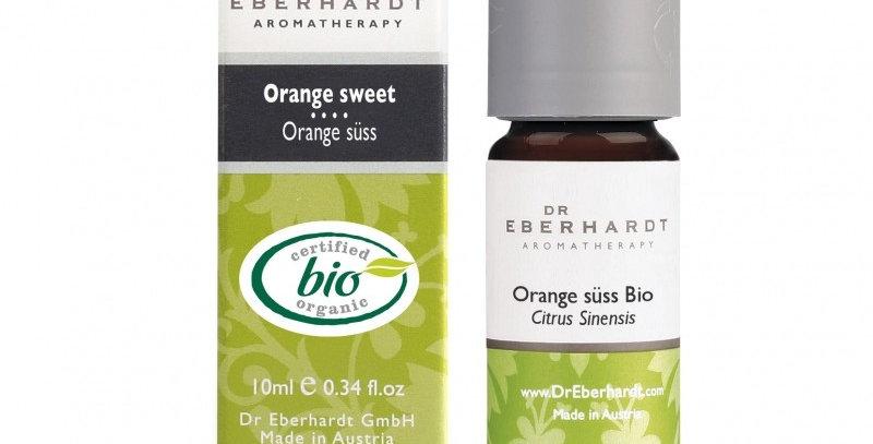 Orange Süß bio10ml -100% rein ätherisches Öl