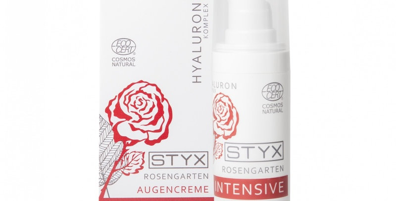 Rosengarten Intensive Augencreme 30ml