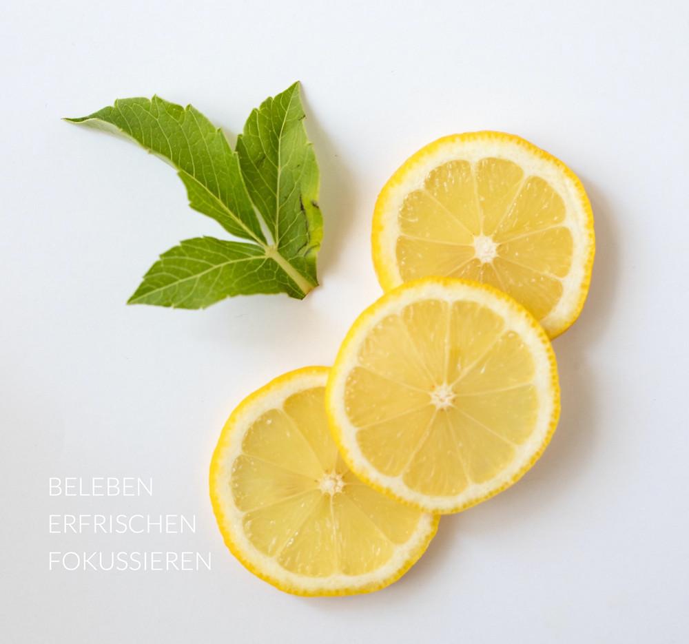 Zitronen Haarmaske/5 Sinne Naturkosmetik