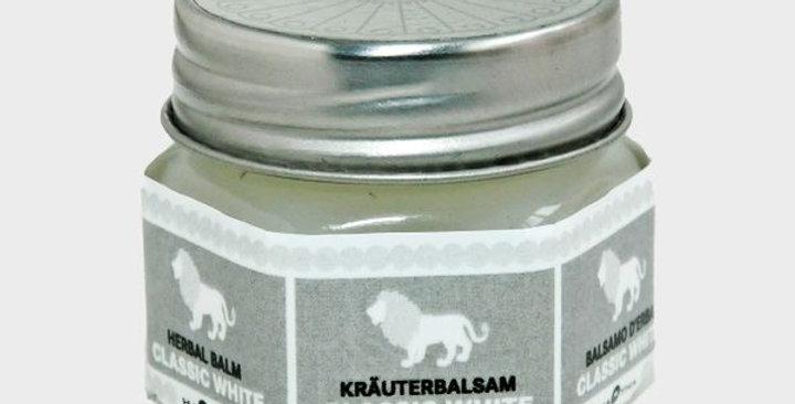 Bio Kräuterbalsam Classic White 18ml
