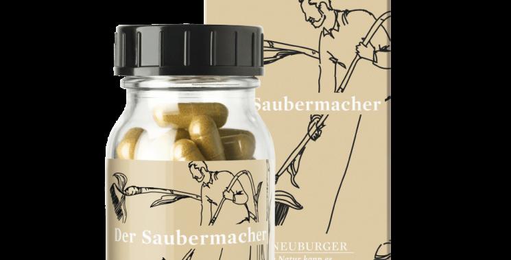 Der Saubermacher Kapseln 60 Stk.