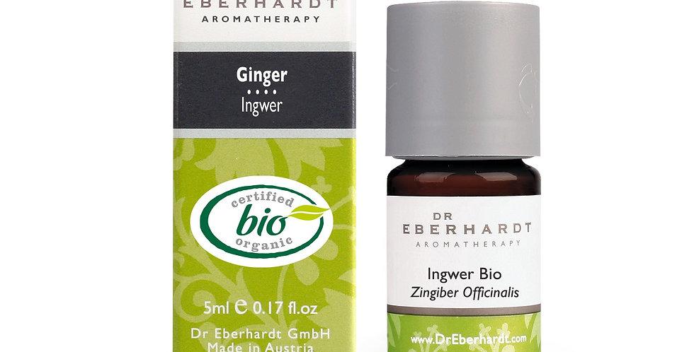 Ingwer Bio 5ml -100% rein ätherisches Öl