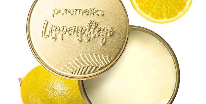 Lippenbalsam  Zitrone Vanille 10g