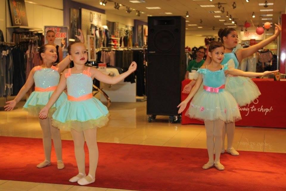 Dance at Macy's