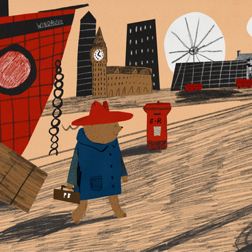 Paddington Bear: Britain's Favourite Immigrant