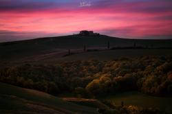"""Autumn sunrise"""