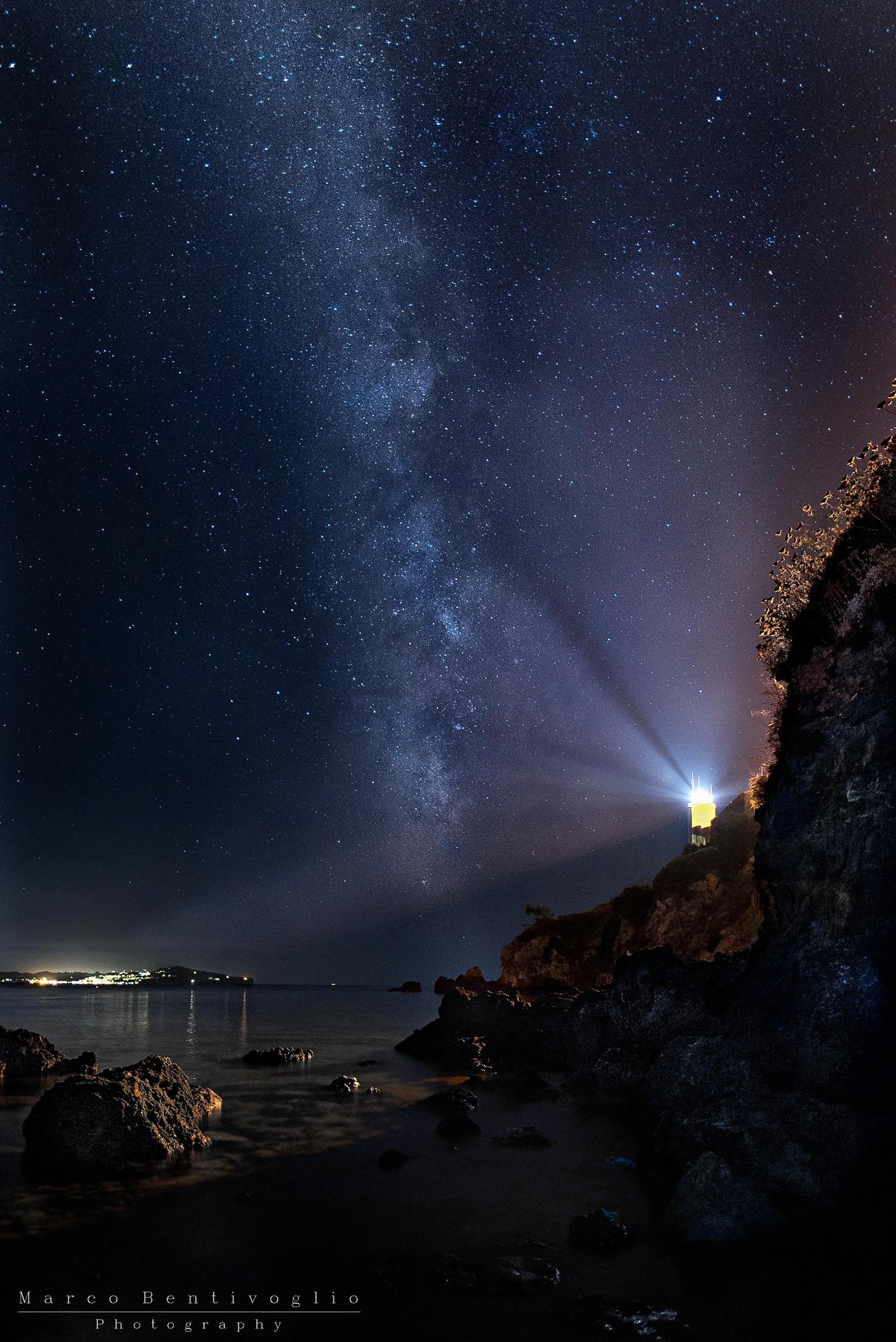 Talamone Lighthouse - Luglio 2015