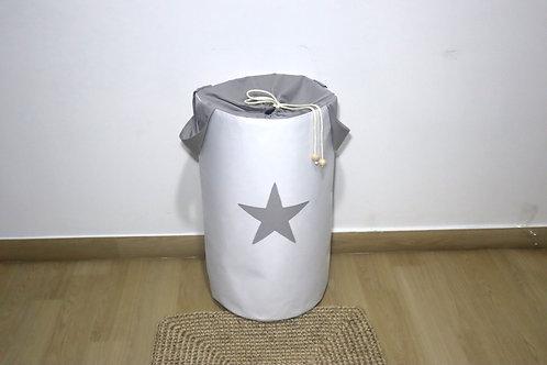 """Cesto Estrella """"con tapa"""""""