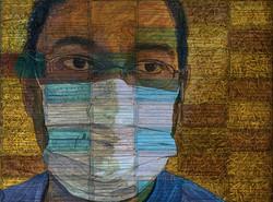 Pandemic_Selfportrait_III