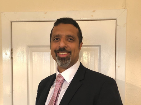 Accrington North Candidate Shahed Mahmood