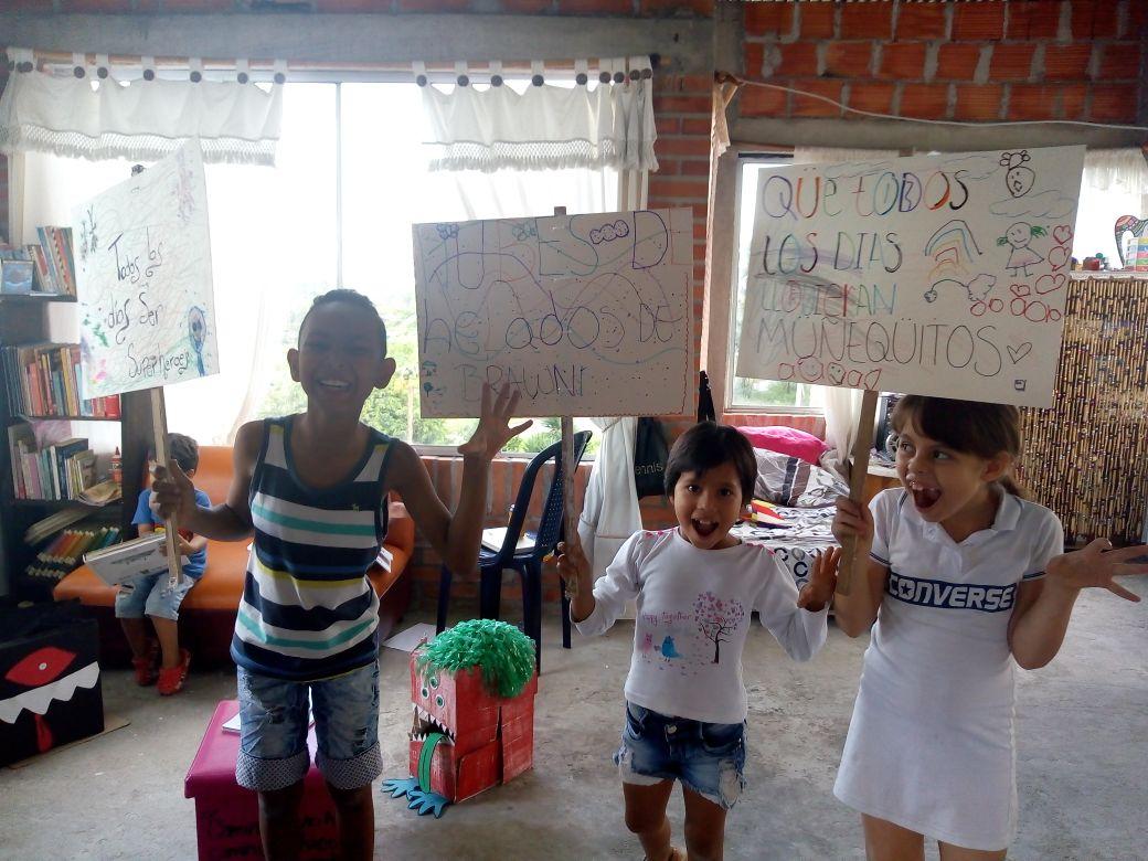 Marcha monstruo en Ibagué - Tolima