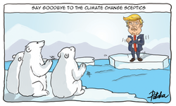 new trump on ice