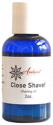 Close Shave!