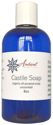 Castile Soap - 8oz