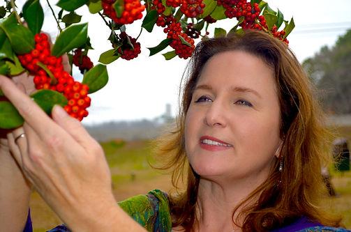 Cathy w Berries 2 FAVE.jpg