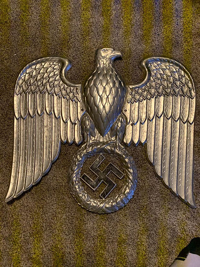 National Eagle over Swastika