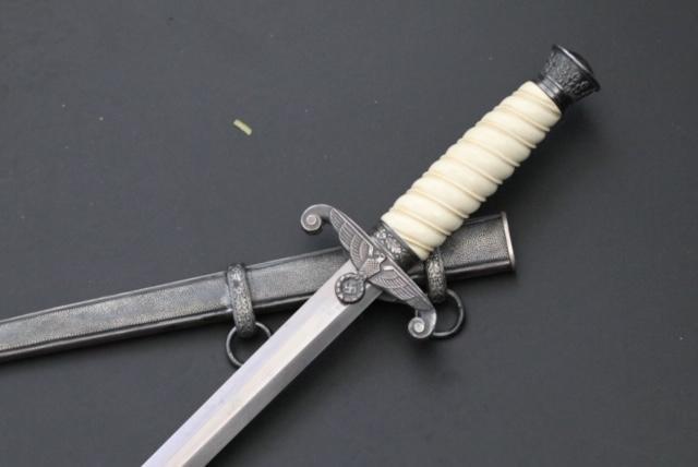 Army Officer's Dagger--Rare Maker