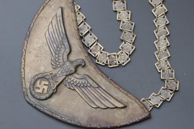 NSDAP Gorget