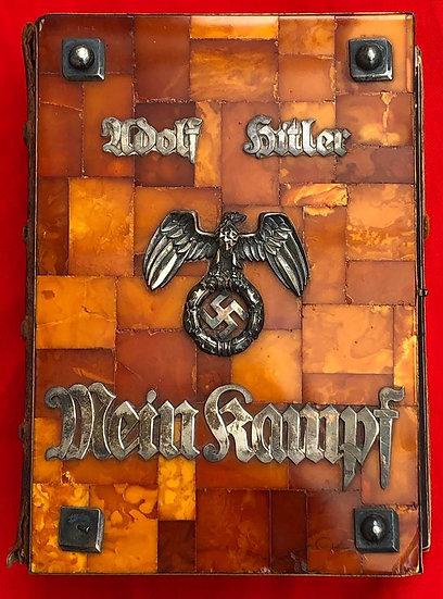 Amber, Presentation Mein Kampf by Norddeutsche Bernsteinhause