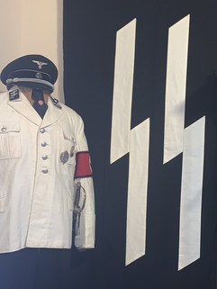 SS1 Deutschland Summer Tunic and Officer's Visor
