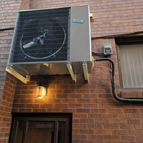 Air conditioning for commercial units