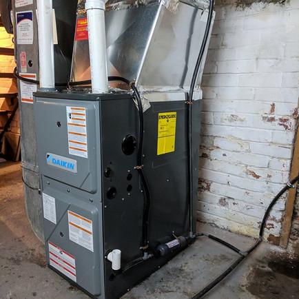Calgary furnace installer
