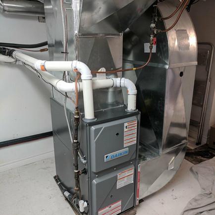 New furnaces in calgary