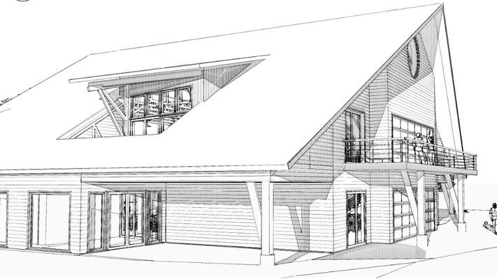 Concert Hall Design Concept