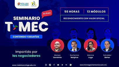 Seminario T-MEC - promo