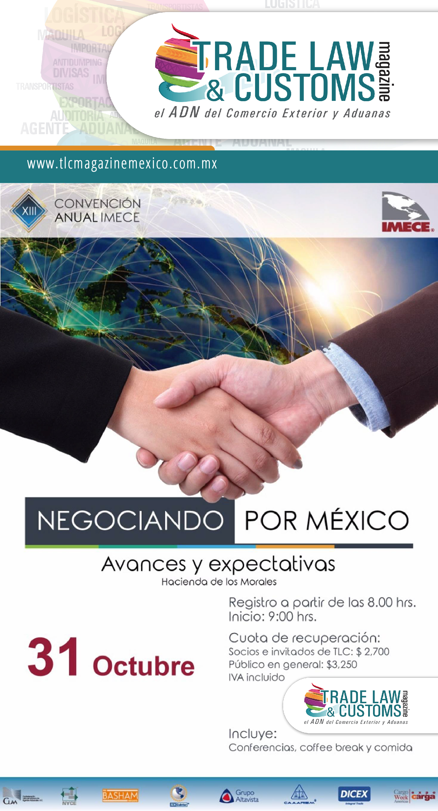 TLC MAGAZINE NEGOCIANDO POR MÉXICO